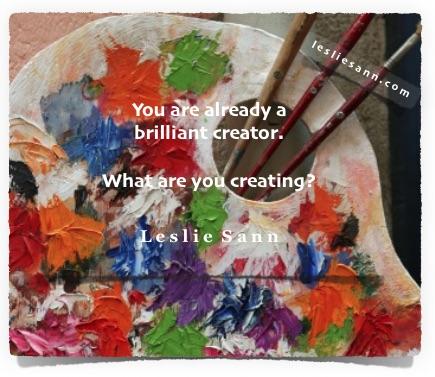 You are Already a Brilliant Creator [V17, #01]