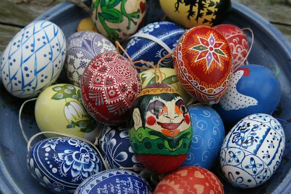 Easter Eggs [V19, #13]