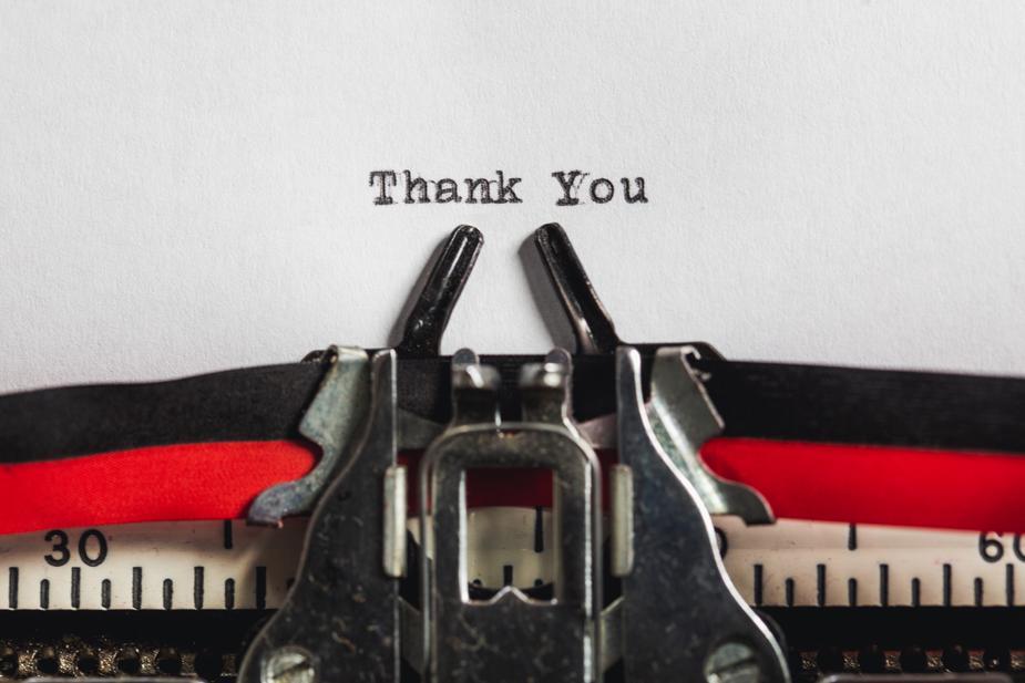Expressing Gratitude, V20, #25